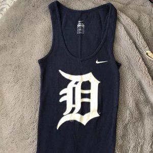 Nike Detroit Tigers tank
